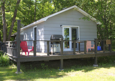 Moira Lake Cottages - Cottage 7