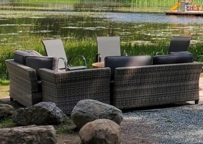 Moira-Lake-Cottages-Seating-Areas-with-Firepits